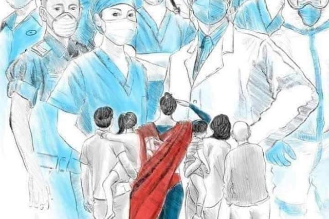 Portugal | Bater palmas a quem luta pelo direito de todos à Saúde