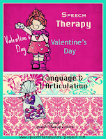 Speech Therapy Valentine's Day