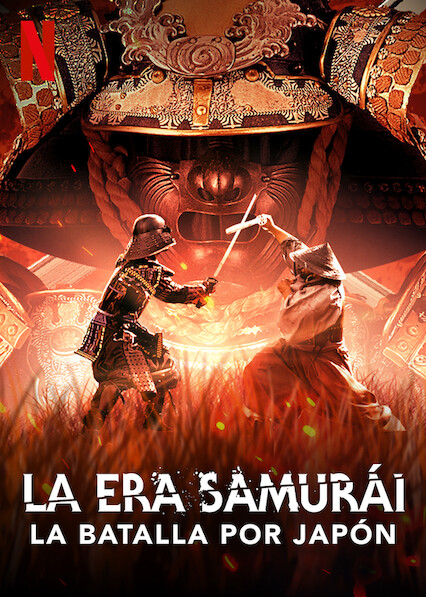 Age of Samurai: Battle for Japan (2021) Temporada 1 NF WEB-DL 1080p Latino