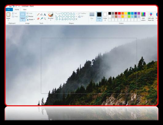 how to screenshot on a windows computer