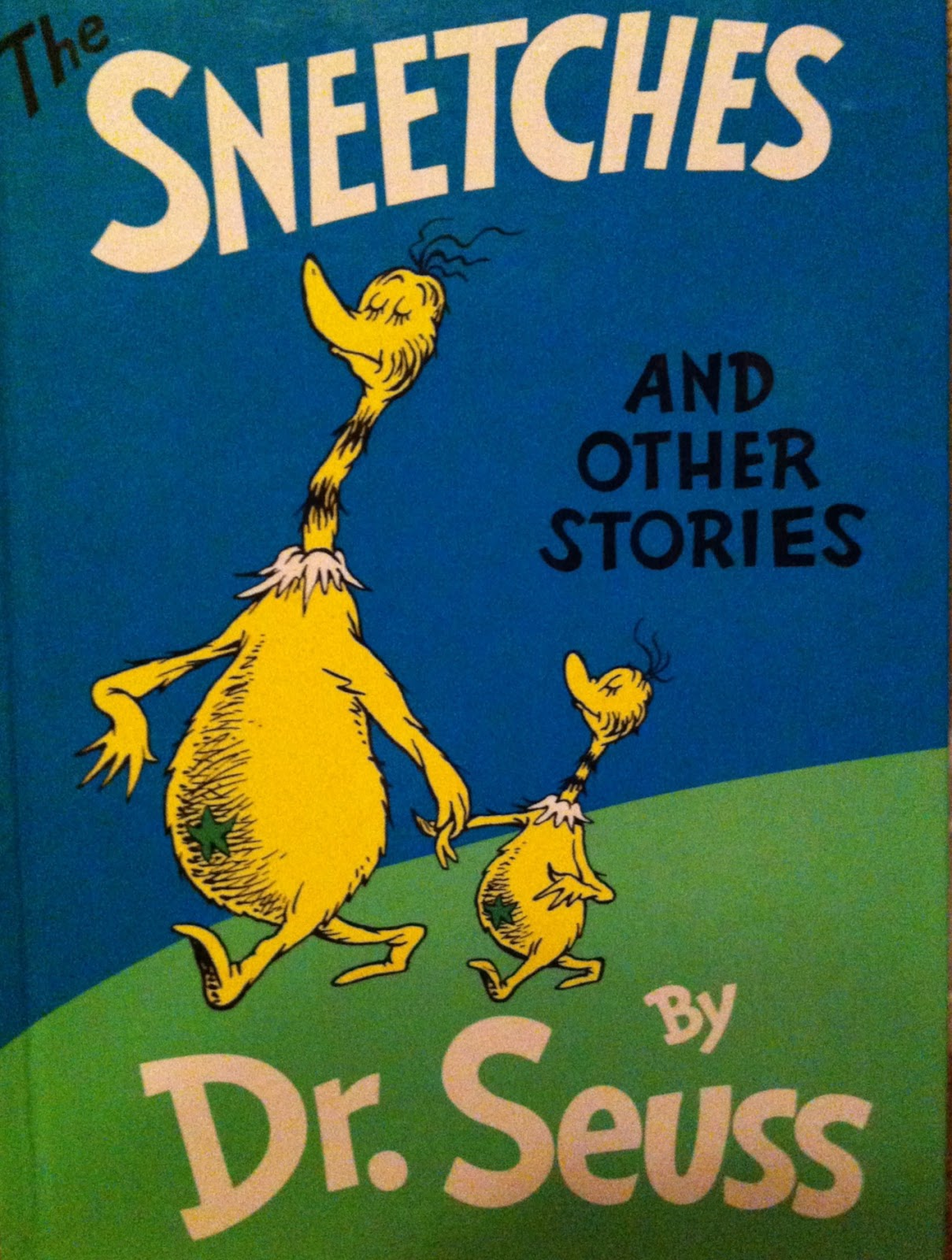 Stacy S Jensen Perfect Picture Book The Sneetches