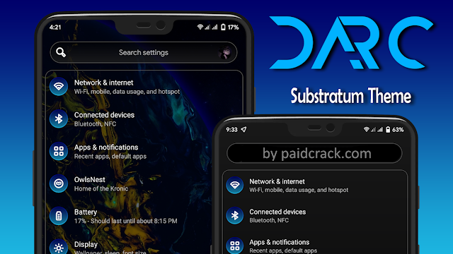 [Substratum] DARC Paid Apk