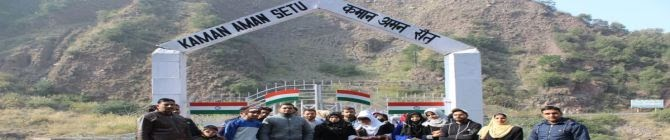 Kashmiris Hope For Reopening of Srinagar-Muzaffarabad Trade Route