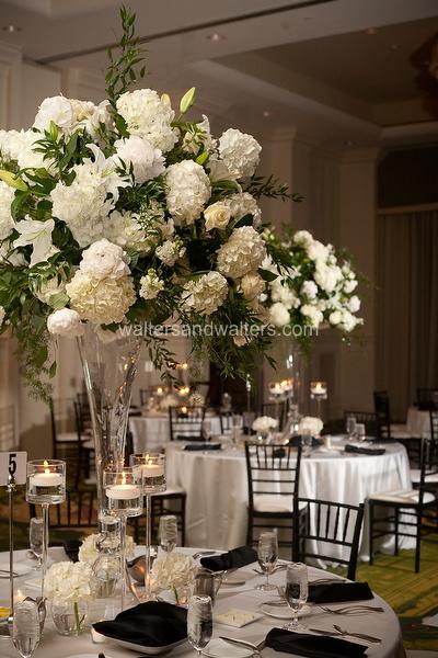 Wedding Flowers The Renaissance Hotel North Hills Raleigh Nc