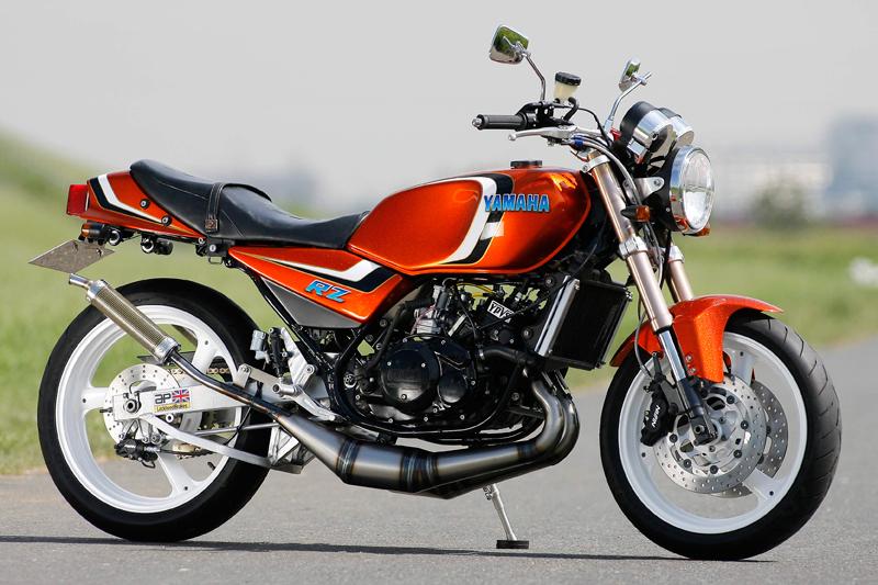 Yamaha R Bad