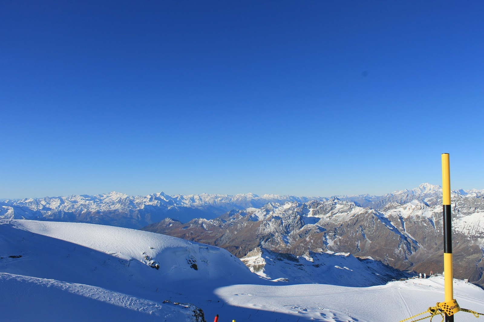 Glacier Paradise - Zermatt