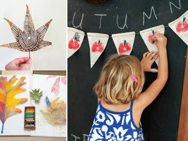 How to get craft idea for kids programs