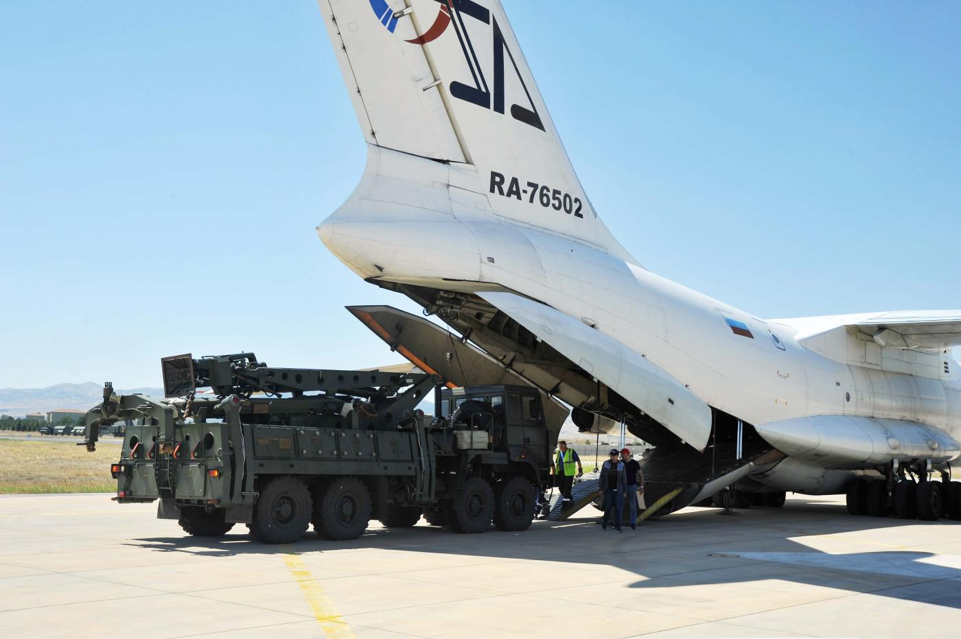 Turkey May Decide Not To Activate S-400s