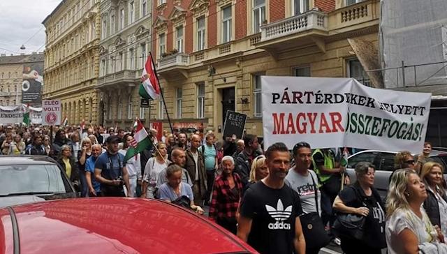 Az Igazság napja – Mozdulj az életedért, jogaidért és szabadságodért! Az esemény kezdete: 2021.10.01. Délelőtt 10 : 00 Budapesten 1015 Donáti út 35-45.