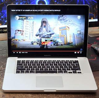 MacBook Pro 15-inch Core i7 Late 2011 di Malang
