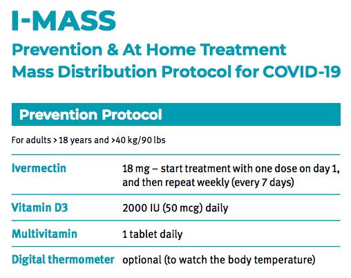 I-MASS protocol