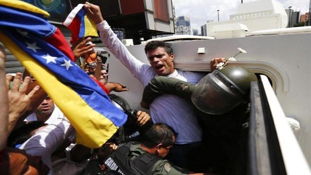 Leopoldo López rechazó casa por cárcel: Yo tengo que salir de último