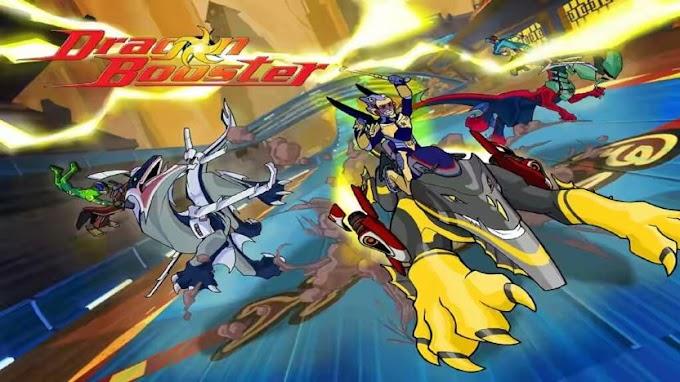 Dragon Booster Season 03