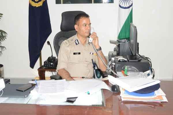 faridabad-police-commissioner-op-singh-call-crime-victim-for-police-action