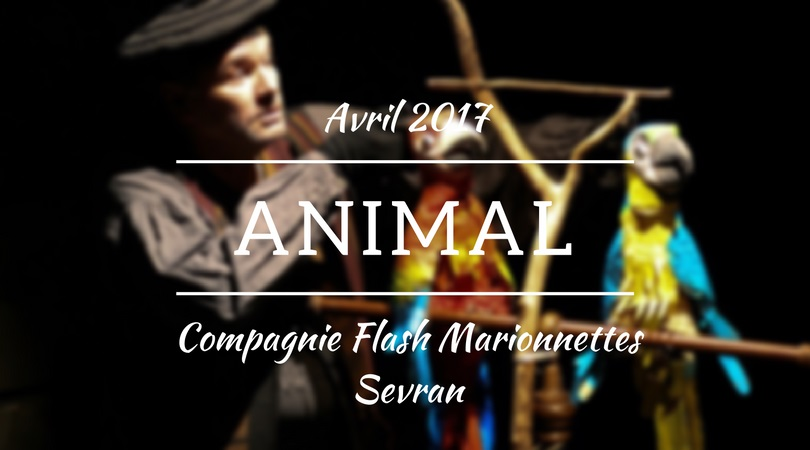 Spectacle jeune public: Animal