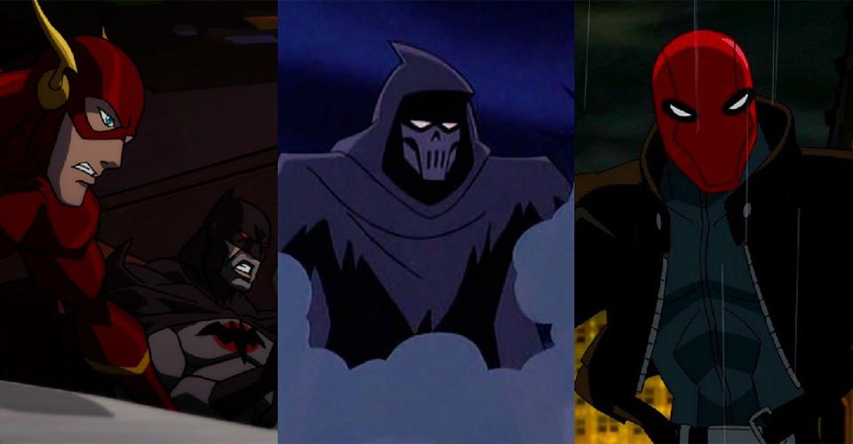 Las 20 Mejores Películas Animadas de DC