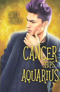 Cancer ships Aquarius 5