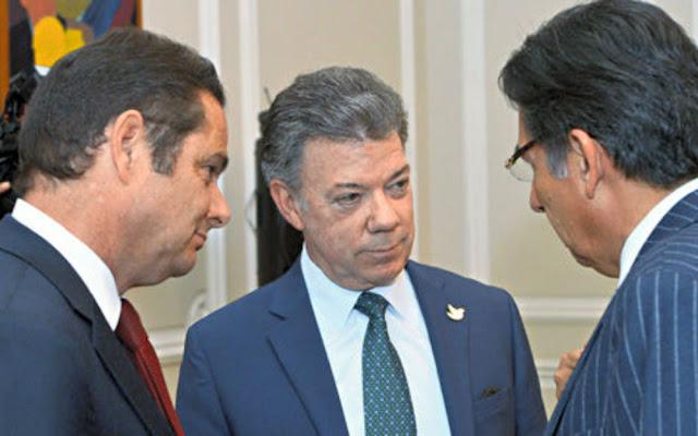 Juan Manuel Santos, Néstor Humberto Martínez, Germán Vargas Lleras, La Silla Vacía, Todas Las Sombras, Francisc Lozano, La Sombra de la Duda
