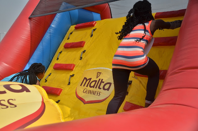 Lagos get ready The Maltavator Challenge Train is coming your way