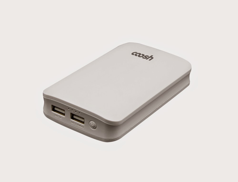 Power Bank Review: Coosh