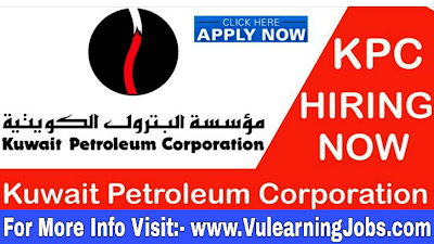Kuwait Oil Company Careers & Jobs 2019 In Middle East