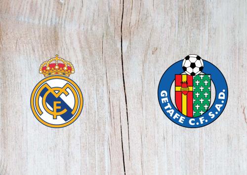 Real Madrid vs Getafe -Highlights 09 February 2021
