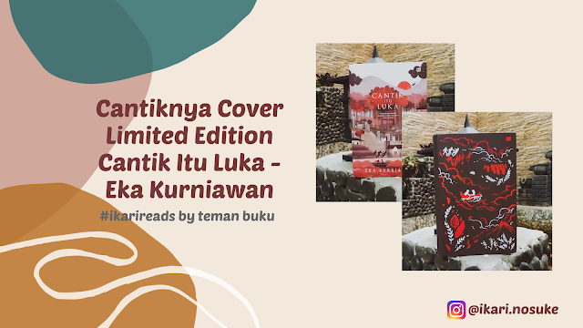 Unboxing Cantik Itu Luka Limited Edition Hard Cover