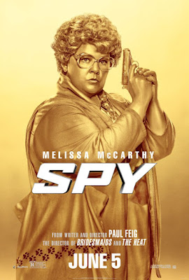 Spy (2015) Movie Review