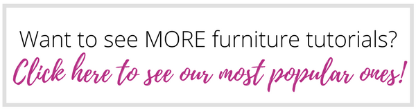 painted furniture, painting furniture, how to paint furniture, painting furniture tutorials, chalk painted furniture