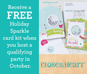 Host a 350+ party in October & get MORE free CTMH products!!