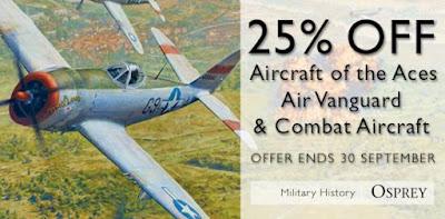 September Sale - 25% Off by Osprey Publishing Ltd