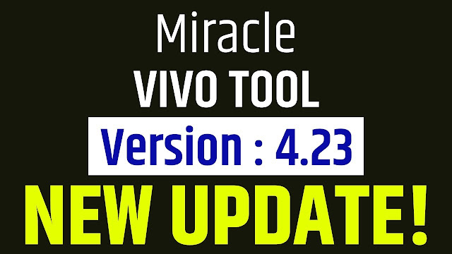 Download Miracle Vivo Tool v4.25 Latest Update 2020