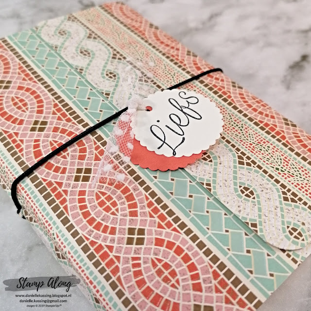 Stampin' Up! Mosaic Mood Specialty Designer Series Paper