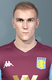 PES 2019 Faces Björn Engels by Champions1989
