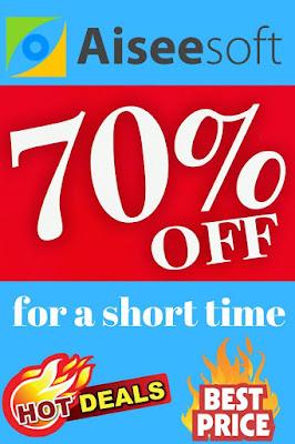 Aiseesoft Big Crazy Discounts & Deals  aiseesoft discount codes, coupon codes, deals, rabatt, gutschein, lizenzschlüssel, registration code, activation key, low prices, best buy offers, aiseesoft best offers, gutscheinecodes, aiseesoft halloween promo.