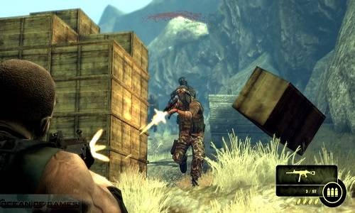 Global Ops Commando Libya Game Free Download