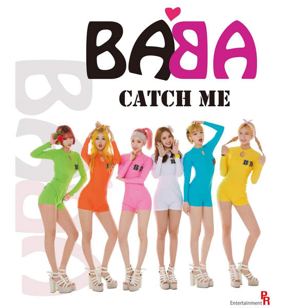 BABA – Catch Me – Single (ITUNES PLUS AAC M4A)