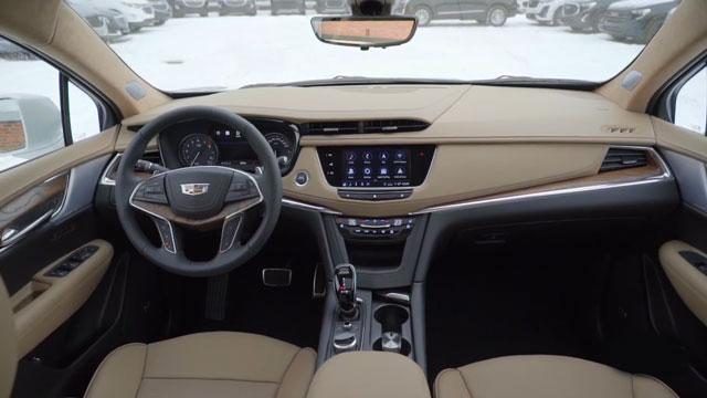 كاديلاك XT5 2020 ... أفضل سيارة دفع رباعي متوسطة الحجم فاخرة من كاديلاك