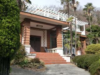石川邸(旧里見�ク邸)