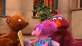 Sesame Street 4137