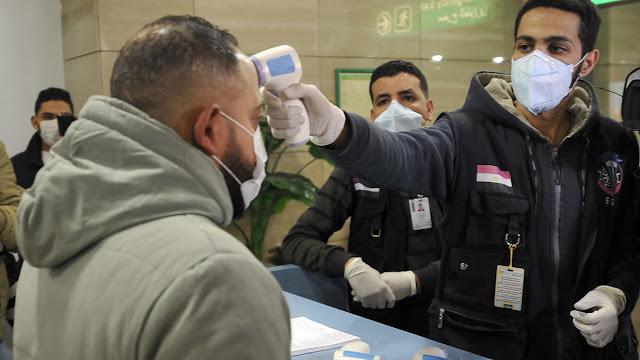 Egypte-coronavirus-lemagexpress