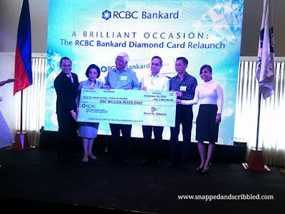 RCBC Bankard Diamond Mastercard: The Credit Card That Feeds