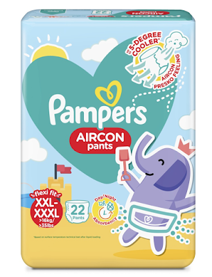 Pampers Promo Shopee