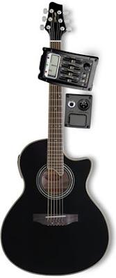 Bán Đàn guitar Acoustic Stagg SW306CETU-BK giá 6 triêu 8 trăm