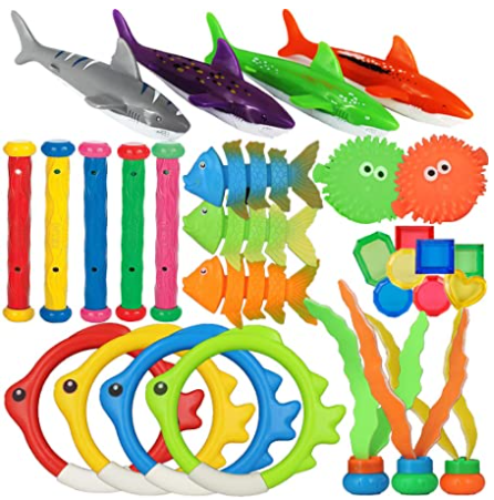Our Favorite Pool Toys