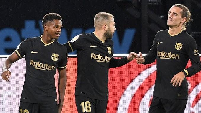 Celta 0-3 Barcelona full Match Highlights