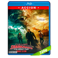 El último Sharknado: Ya era hora (2018) BRRip 720p Audio Dual Latino-Ingles