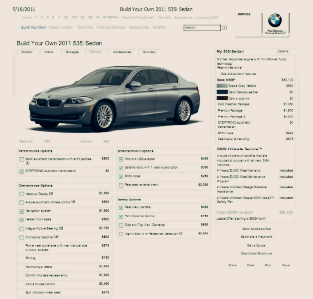 Getting a BMW Car Lease and a BMW Contract Hire is Quick and Easy