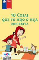 10 cosas que tu hijo necesita