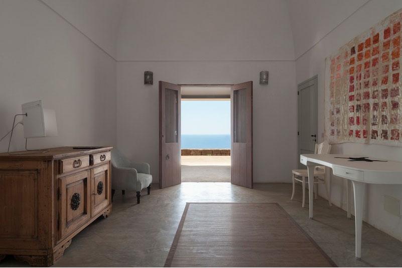 La dimora estiva della designer Marina Sinibaldi Benatti